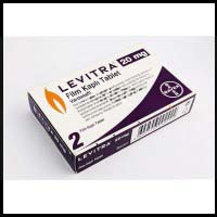 Shop Levitra Tablets at Online Sale in Pakistan